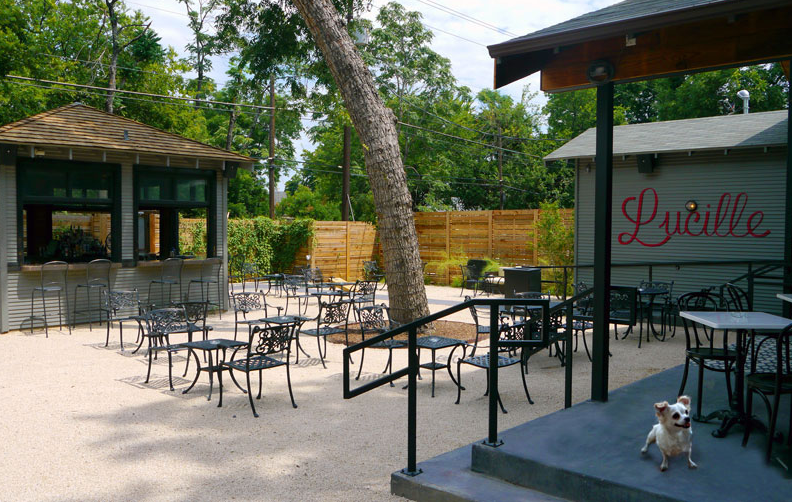 Lucille Patio Lounge RaineyStreetBars